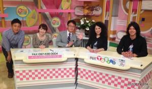 ゲストは、DRUM TAOの森藤麻記さん、麓 大輔さん。 2015年新作舞台 「百花繚乱 日本ドラム絵巻」のお話を聞かせていただきました! 大分公演は5月29日(金)です。要チェックですよ☆