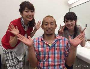 ゲストは、プロ車いすアスリートの廣道 純さん。 これまでは木曜レギュラーでしたが、7月から水曜にお引越しです♪